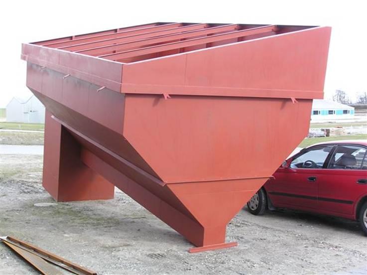 Korngrav stål
